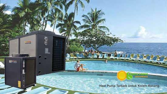 Penta Power Indonesia News - Jual Heat Pump Untuk SWIMMING POOL / KOLAM RENANG