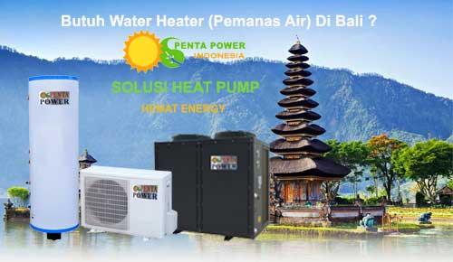 Penta Power Indonesia News - Jual Water Heater (Heat Pump) / Pemanas Air di BALI